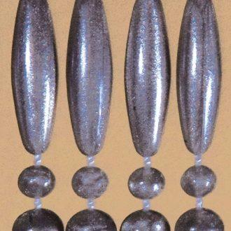 DEGOR Vliegengordijn Cyprus: zilver