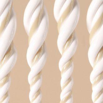DEGOR Vliegengordijn Ember: wit-beige