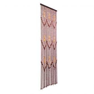 Vliegengordijn houten kralen: Taipin