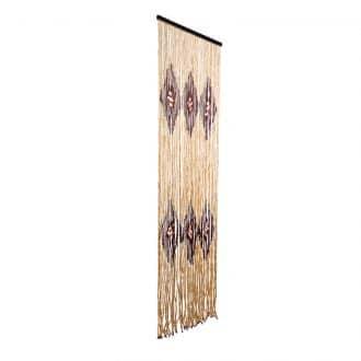 Vliegengordijn houten kralen: Tientai