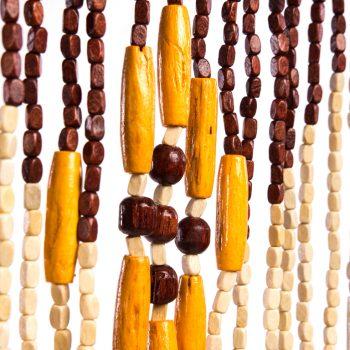Real WOOD kralen Formosa 90x200