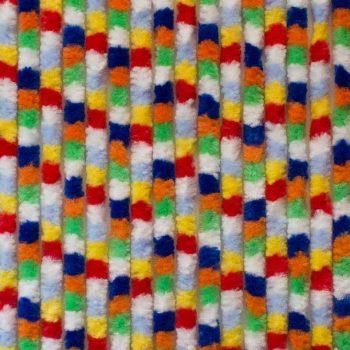 Kattenstaart multicolor 90x220