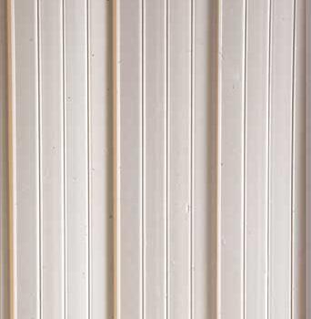 Luxe lamellen wit 90x210