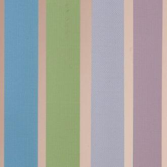 Vliegengordijn Linten HQ - pastel/mc