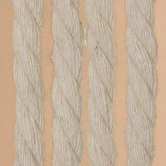 Vliegengordijn Cotton Rope beige 100x220