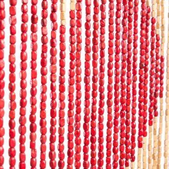 Vliegengordijn houten kralen: Home/Casa